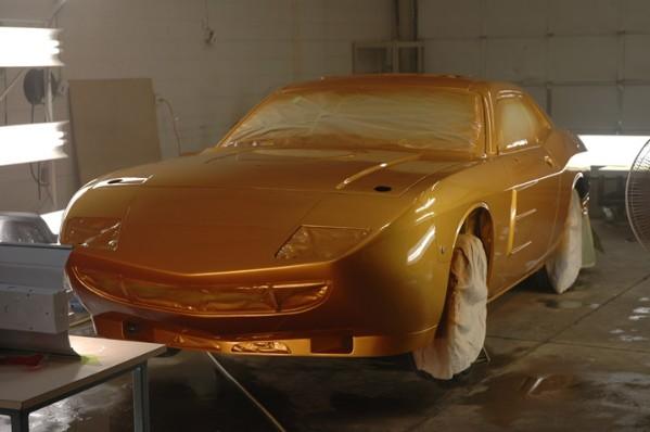 HPP Dodge Challenger Daytona Concept: - fotka 14