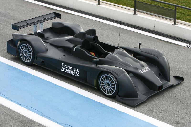 Formula Le Mans: přípravka na vytrvalostní závody: - fotka 10
