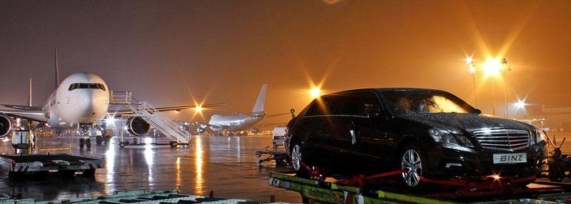 Binz: šest dveří pro Mercedes-Benz třídy E: - fotka 10