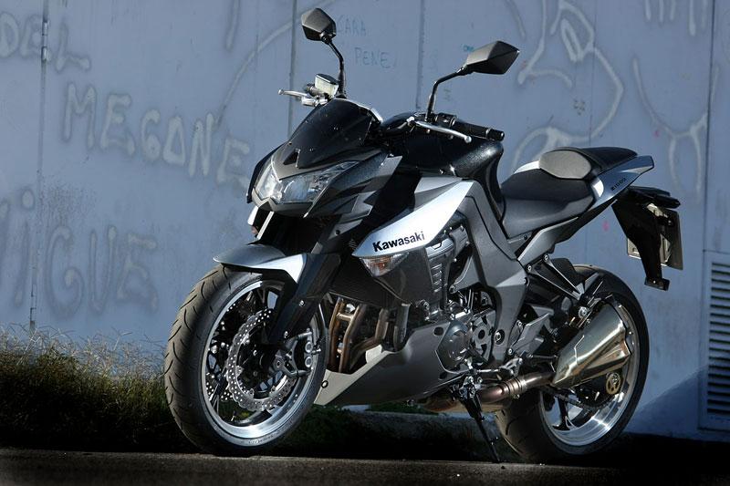 Kawasaki Z1000 - Velký Zed opět na scéně (představení): - fotka 5