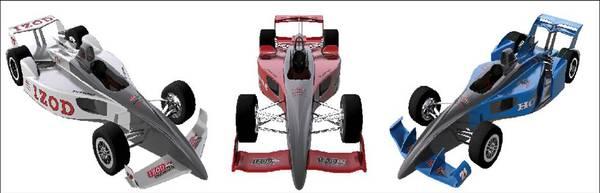 Dallara je dodavatelem nového vozu pro IndyCar 2012: - fotka 4