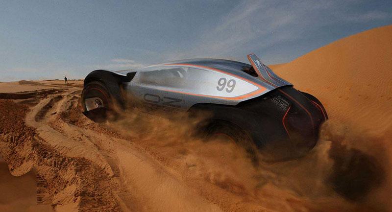 McLaren: studie crossoverů pro rok 2020 (+videa): - fotka 8