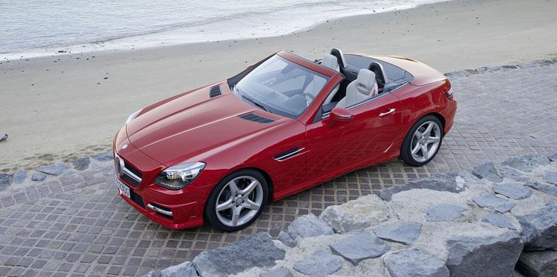 Mercedes-Benz SLK v akci: oficiální videa: - fotka 12