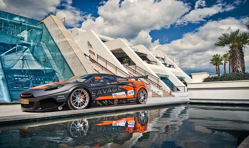 Savage Rivale GTR pózuje v Monaku: - fotka 4