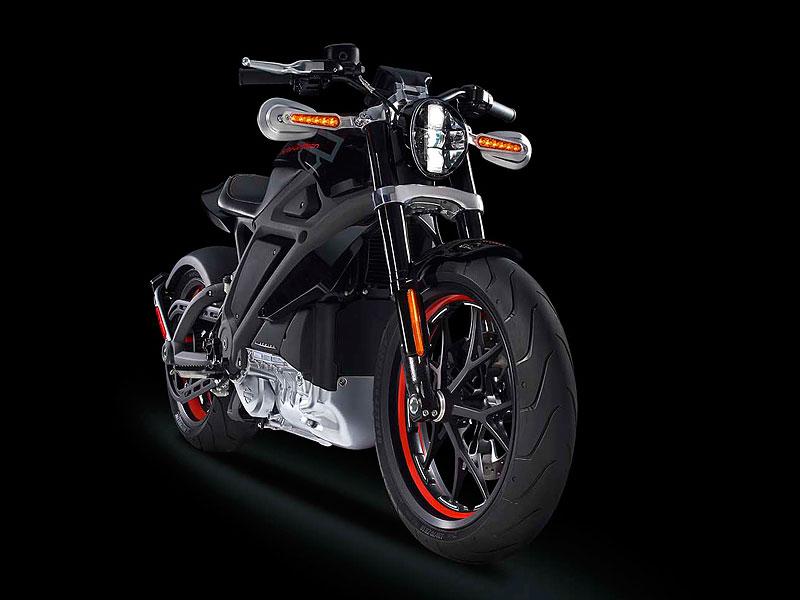 Harley-Davidson Livewire: Elektrická revoluce v Milwaukee: - fotka 2