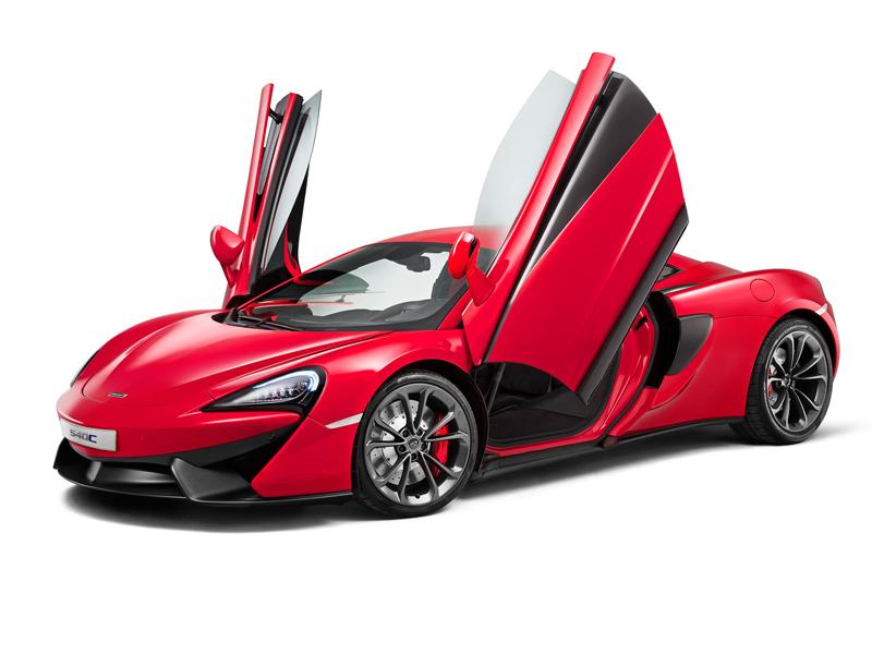 McLaren 540C: Nejlevnější supersport z Wokingu: - fotka 3