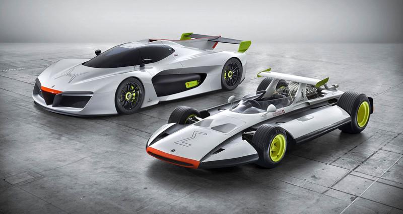 Mahindra plánuje supersport s designem i jménem Pininfarina: - fotka 9