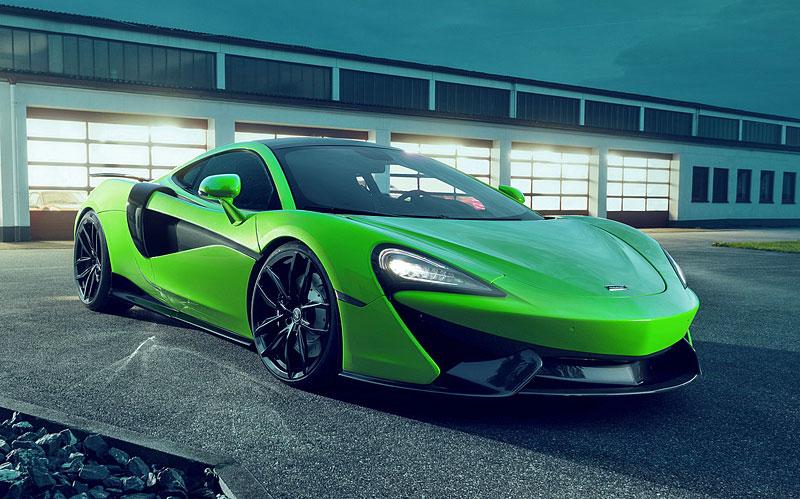 Novitec elegantně přiostřil McLaren 570GT: - fotka 4