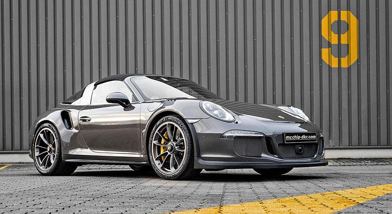 Porsche 911 Targa 4 GTS může být od 911 GT3 RS téměř k nerozeznání: - fotka 6