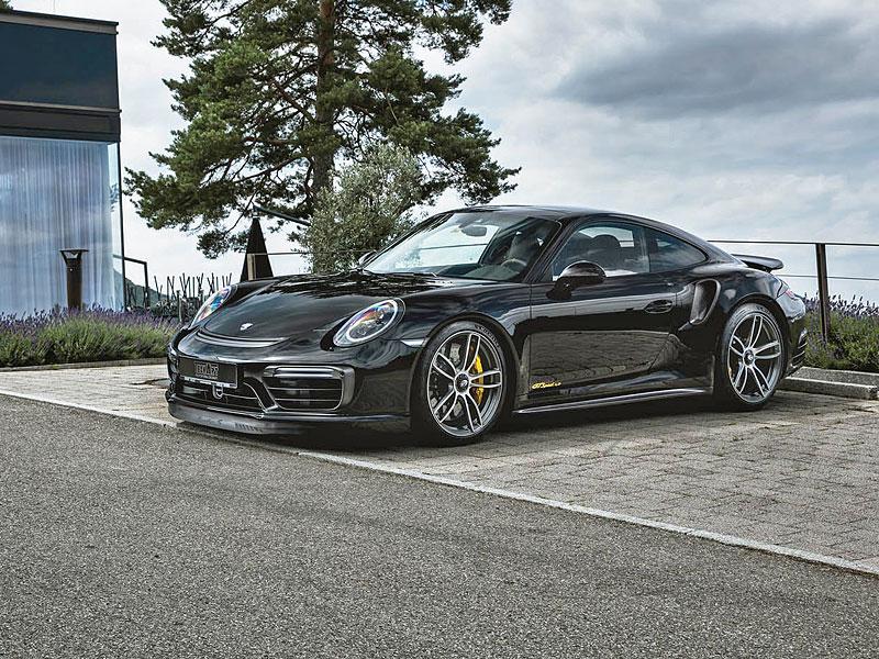 TechArt GTsport 1 of 30: Decentně pojaté ladění Porsche 911 Turbo S: - fotka 6