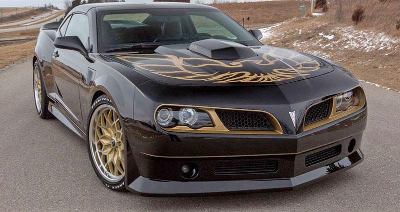 Firebird žil i poté, co skončila značka Pontiac. Jeden moderní Trans Am je právě na prodej: - fotka 10