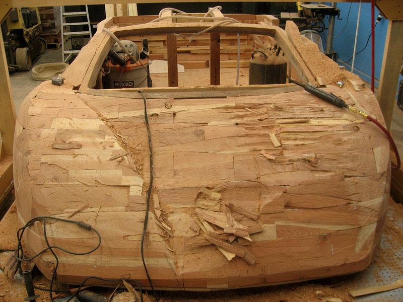 Harmon Splinter: 600koňový špalek: - fotka 23