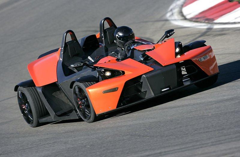 Ženeva živě: KTM X-Bow Dallara: - fotka 19