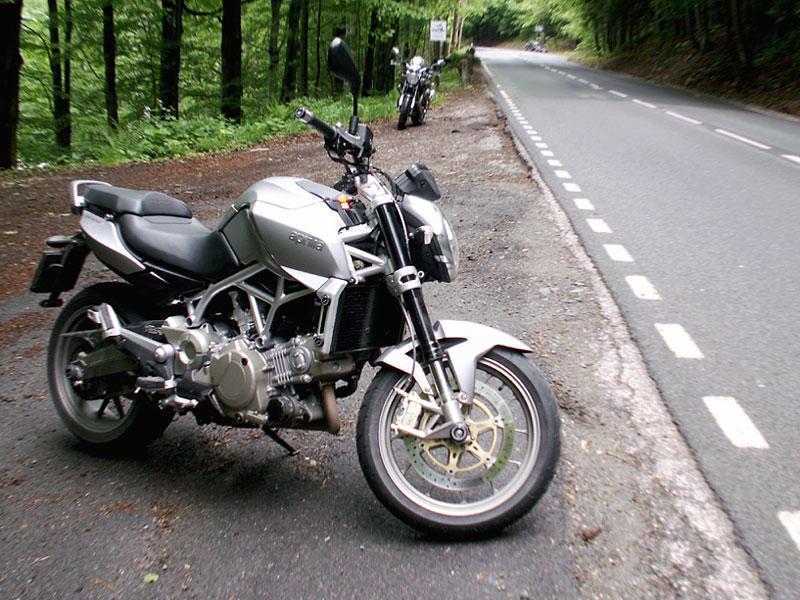 Aprilia a Moto Guzzi den 2008: - fotka 22