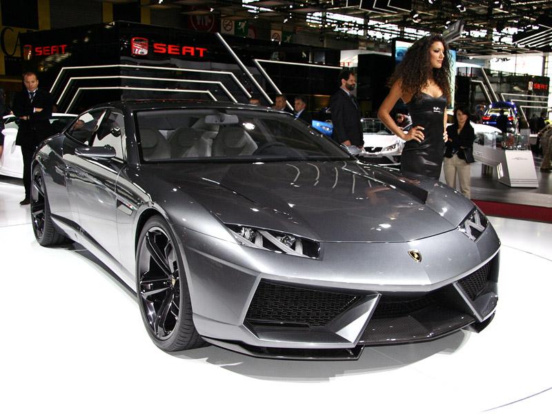 Lamborghini Estoque opět na pořadu dne?: - fotka 27