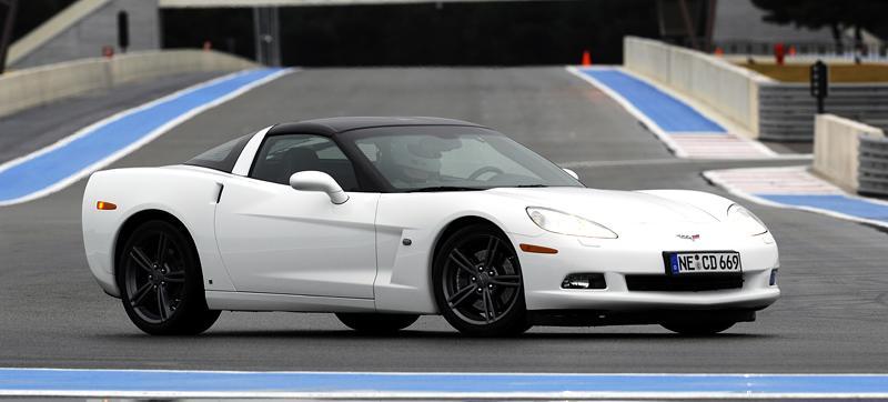 Corvette C6 - spokojené stáří zaručeno: - fotka 7