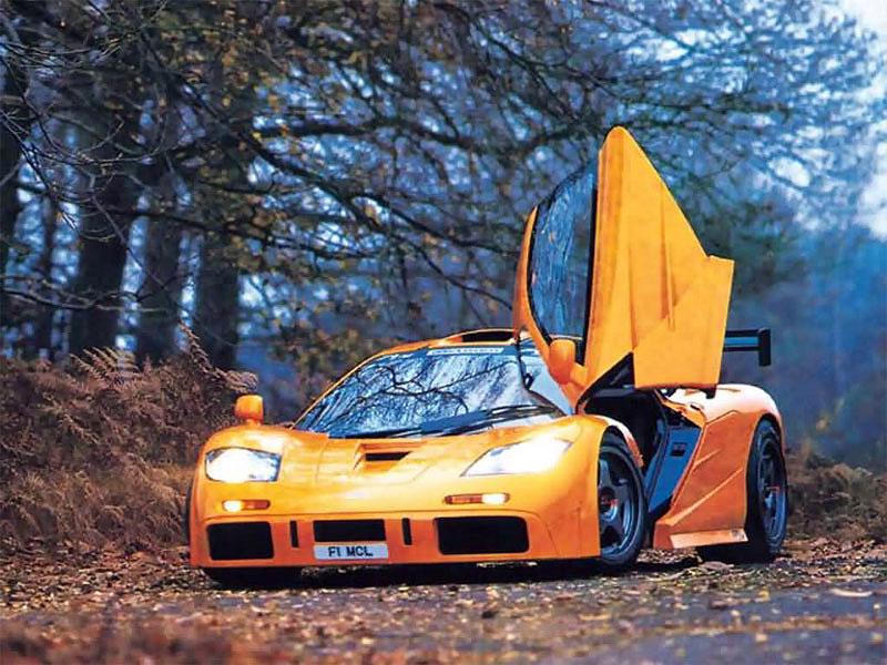 McLaren F1 LM pro Lewise Hamiltona: - fotka 6