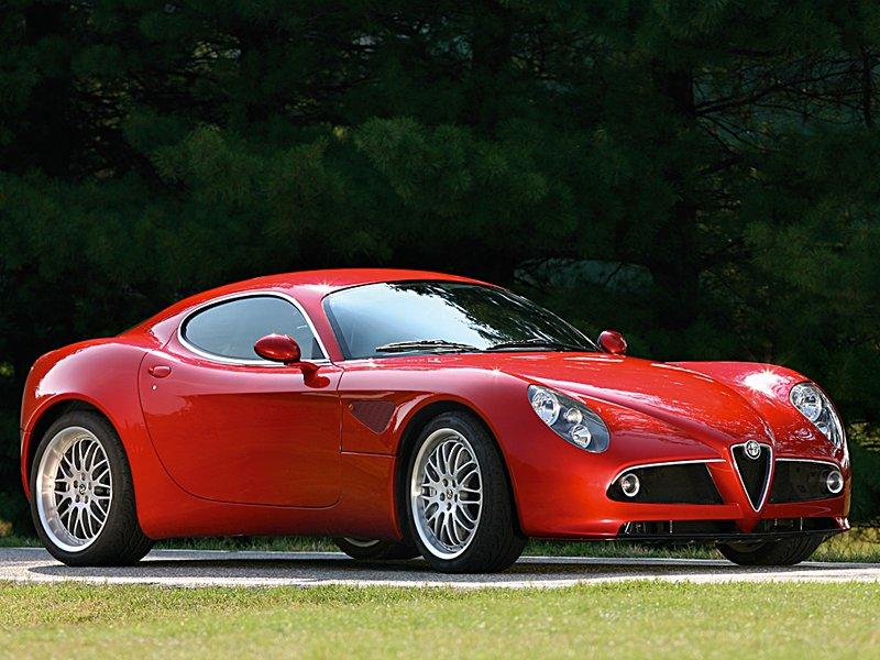 Pod lupou: Alfa Romeo 8C – včera a dnes: - fotka 55