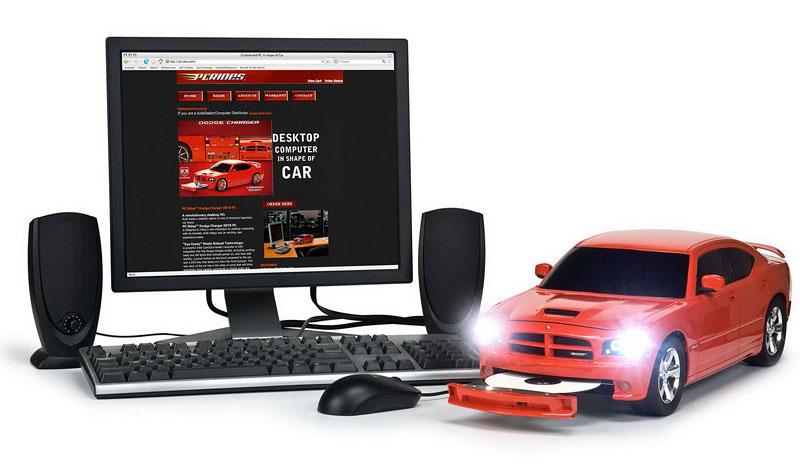 Dodge Charger SRT8: počítač pod kapotou: - fotka 4