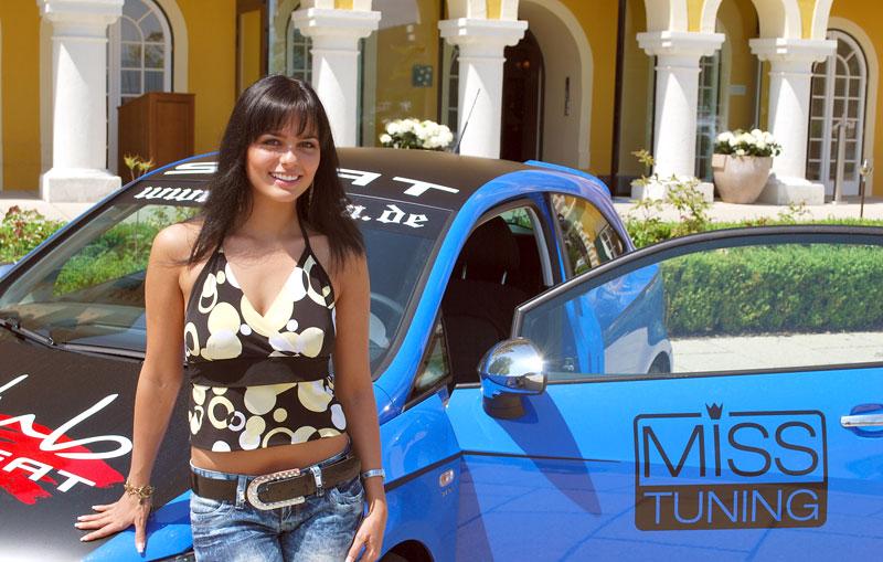 Jak se fotil kalendář Miss Tuning 2010: - fotka 20