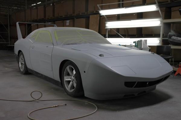 HPP Dodge Challenger Daytona Concept: - fotka 15