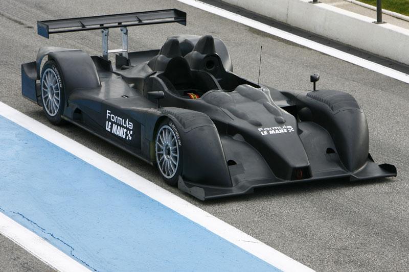Formula Le Mans: přípravka na vytrvalostní závody: - fotka 11