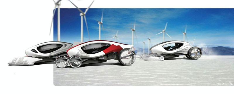 LA Design Challenge: vítězem je (opět) divná jednomístná věc...: - fotka 4