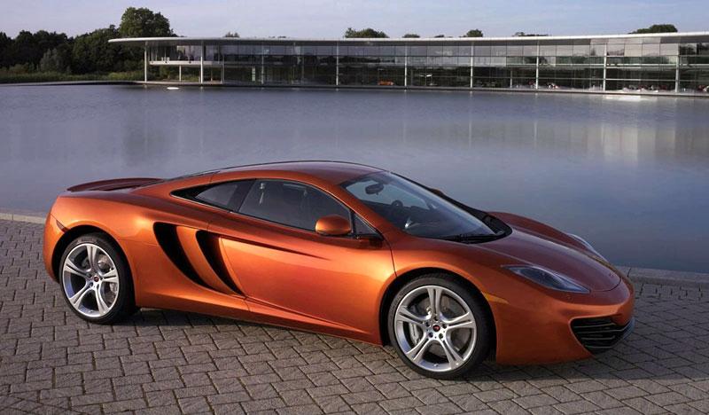 McLaren oznámil prodejní místa v 35 městech. Praha chybí...: - fotka 7
