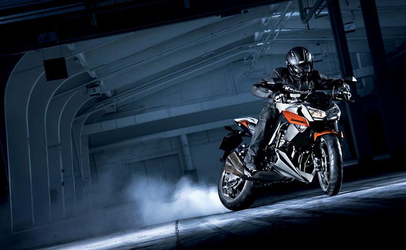 Kawasaki Z1000 - Velký Zed opět na scéně (představení): - fotka 6