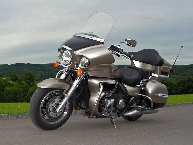 Test: Kawasaki VN1700 Voyager a srovnání s Harley-Davidson Electra Glide: - fotka 12