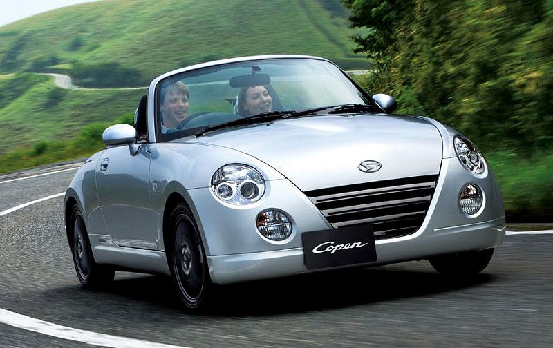 Daihatsu Copen Ultimate S Edition: limitka na povzbuzení: - fotka 8