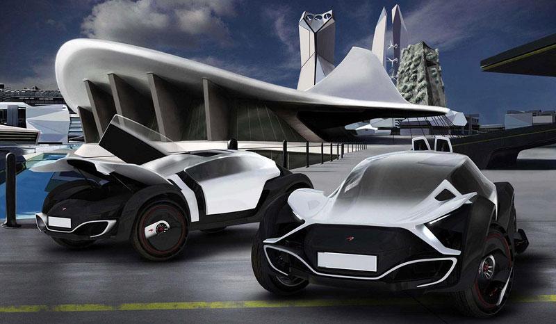 McLaren: studie crossoverů pro rok 2020 (+videa): - fotka 9
