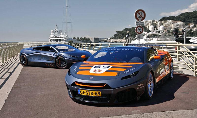 Savage Rivale GTR pózuje v Monaku: - fotka 5