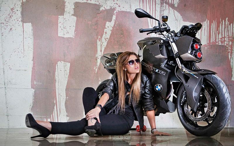 BMW F 800 R Predator od Vilner Custom Bike: - fotka 6