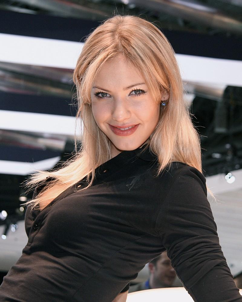 Autosalon Ženeva: Best of Babes II.: - fotka 31