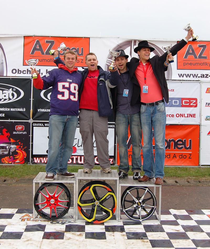 AZ pneu Tuning Cup 2010 – oficiální kalendář soutěže: - fotka 67