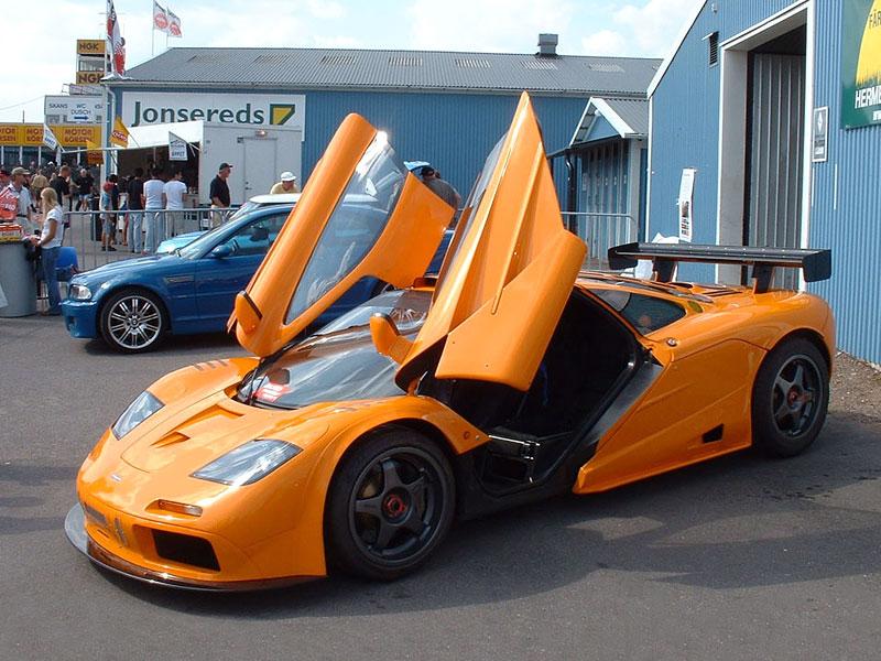 Pod lupou: McLaren F1, legendární král: - fotka 14