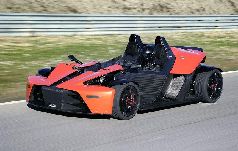 Ženeva živě: KTM X-Bow Dallara: - fotka 20