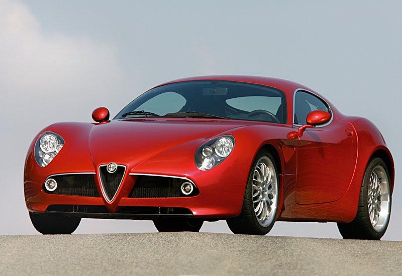Pod lupou: Alfa Romeo 8C – včera a dnes: - fotka 56