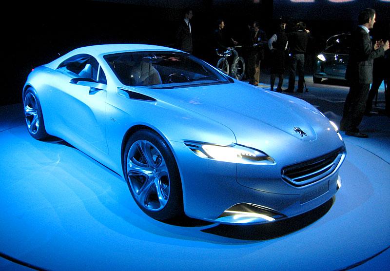 Koncept SR1: nová image Peugeotu přichází: - fotka 30