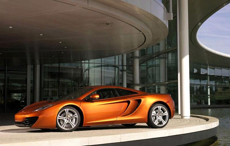 McLaren oznamuje další vývojovou fázi supersportu MP4-12C: - fotka 15