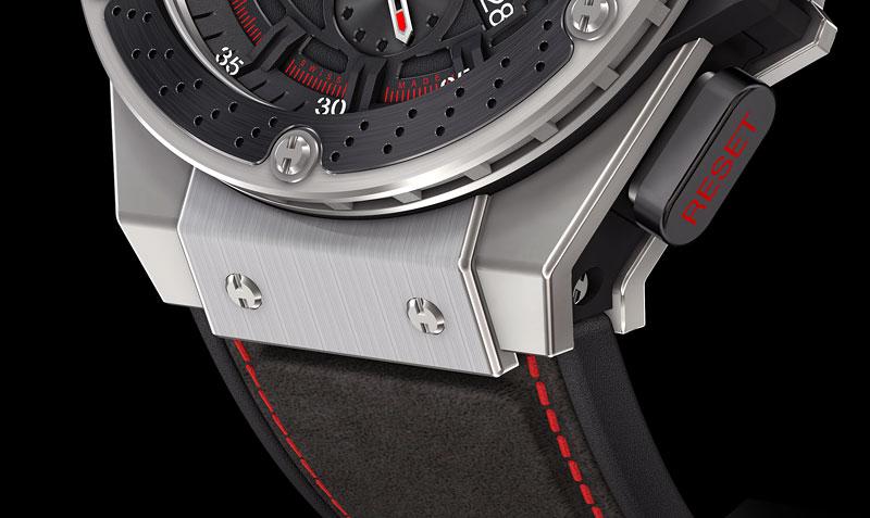 Hublot se stal oficiálním hodinářským partnerem formule 1: - fotka 5