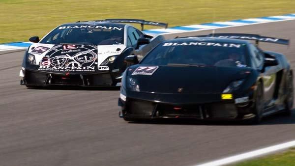 Lamborghini Blancpain Super Trofeo, FIA GT3 a FIA GT1 o víkendu v Brně!: - fotka 24