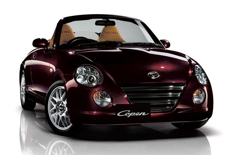 Daihatsu Copen Ultimate S Edition: limitka na povzbuzení: - fotka 9