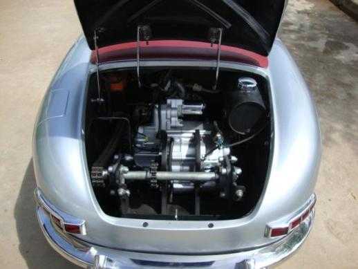 Harrington Group: Bugatti, Porsche a další klasici nejen pro děti: - fotka 21