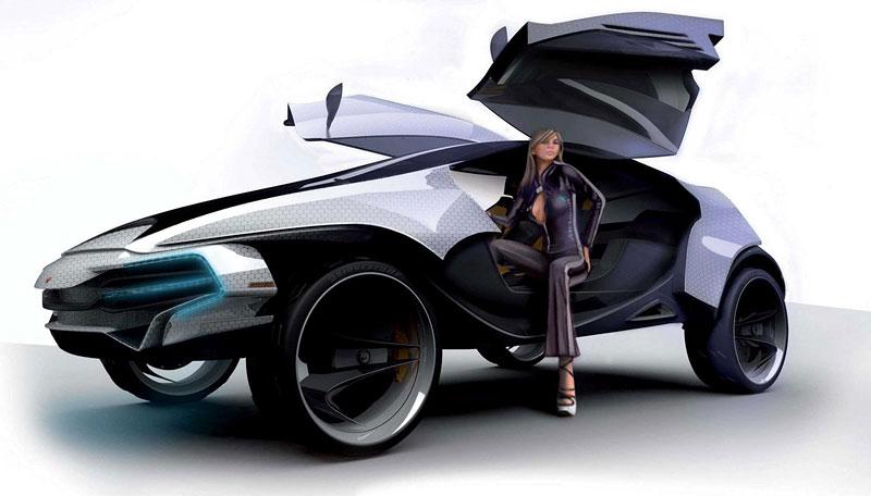 McLaren: studie crossoverů pro rok 2020 (+videa): - fotka 10
