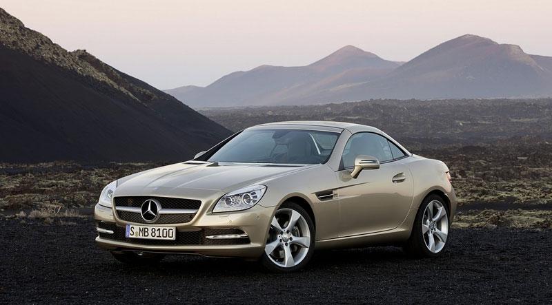 Mercedes-Benz SLK v akci: oficiální videa: - fotka 14