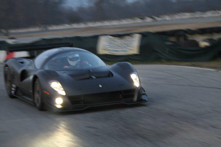 Ferrari P4/5 Competizione: první úspěšné testy na Nürburgringu: - fotka 32
