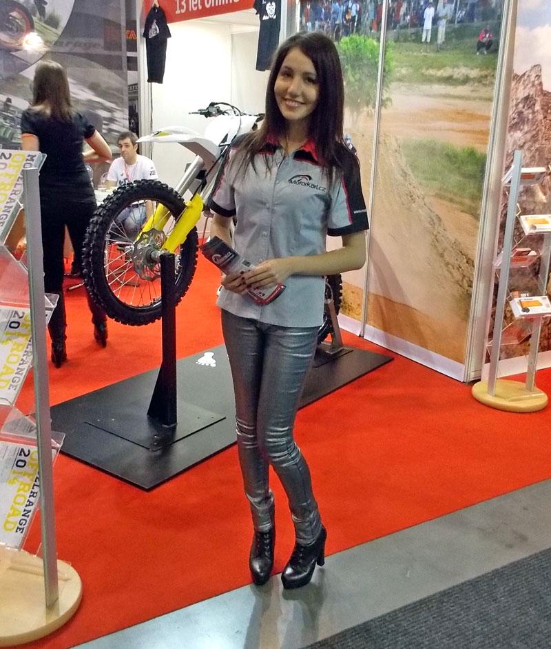Reportáž z výstavy MOTOSALON 2014: - fotka 23