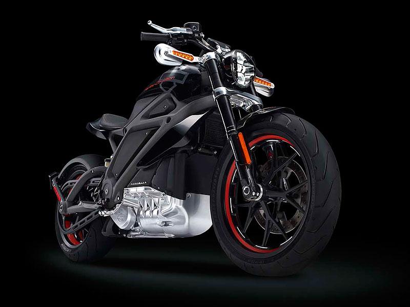 Harley-Davidson Livewire: Elektrická revoluce v Milwaukee: - fotka 3